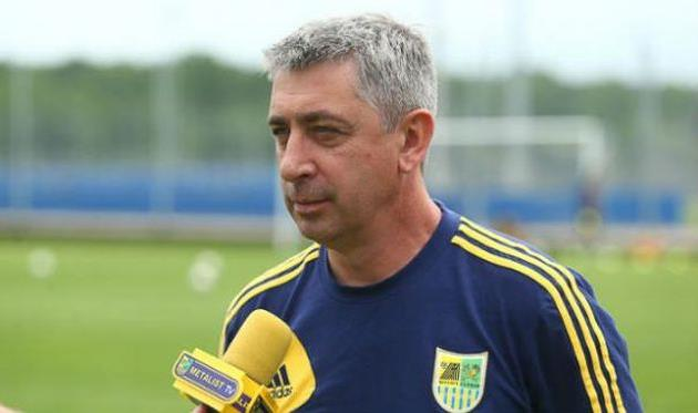 Александр Севидов, ТК Футбол