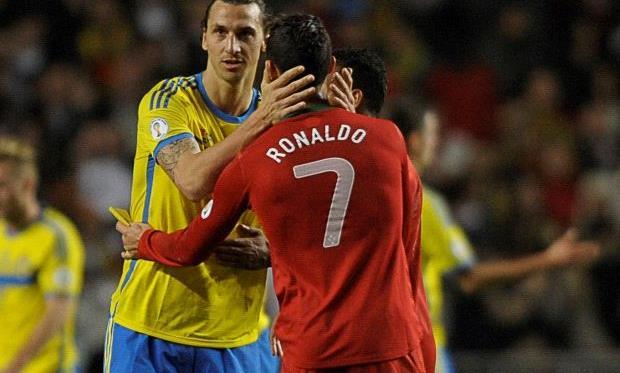Ибрахимович, Роналду, Goal.com