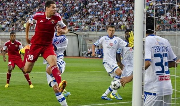Фото Бориса Дворного, Football.ua