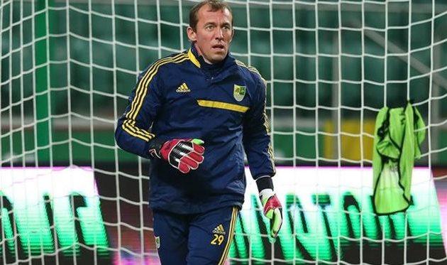 Александр Горяинов, Фото Романа Шевчука, Football.ua