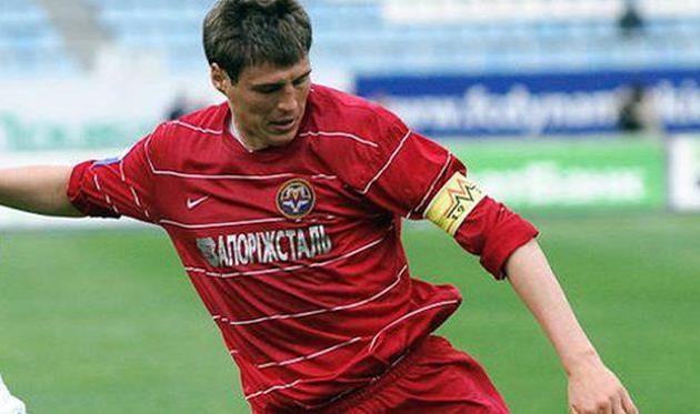 Дмитрий Невмывака, fcmetalurg.com