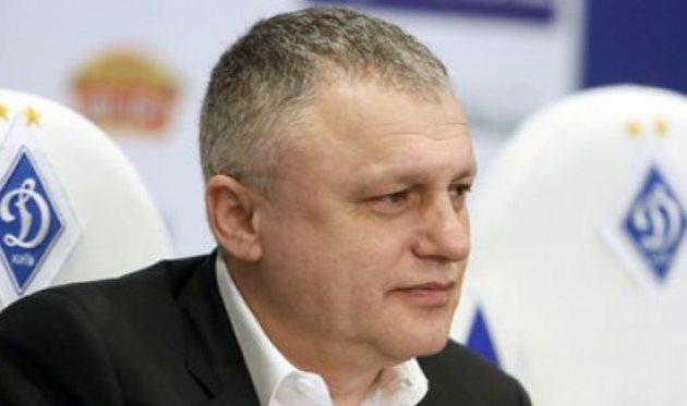 Игорь Суркис, фото: ФК Динамо