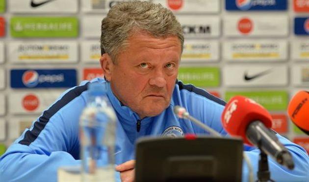 Мирон Маркевич, Фото Богдана Зайца, Football.ua