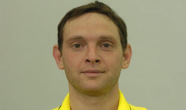 Евгений Арановский, ffu.org.ua