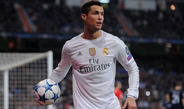 Роналду в матче против Мальме, Getty Images