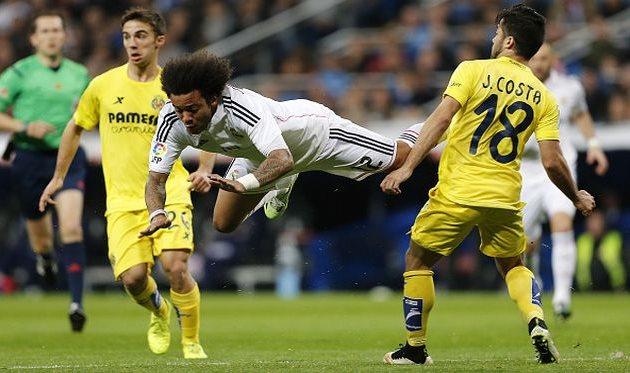 Марсело снова сможет летать на поле, Getty Images