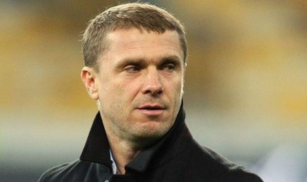 Сергей Ребров, fcdynamo.kiev.ua