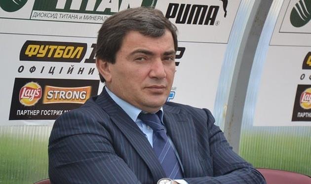 Вардан Исраелян, metallurg.donetsk.ua