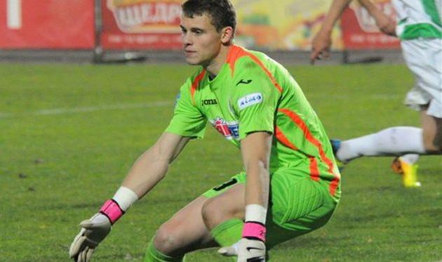 Александр Ильющенков, Фото Маркиян Лысейко, Football.ua