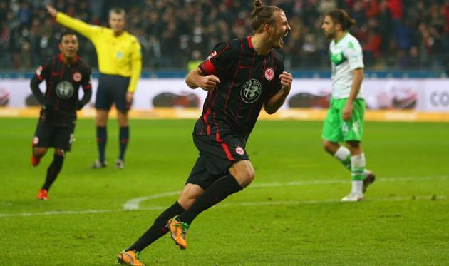 Футбол 19 декабря 2016 вольфсбург айнтрахт