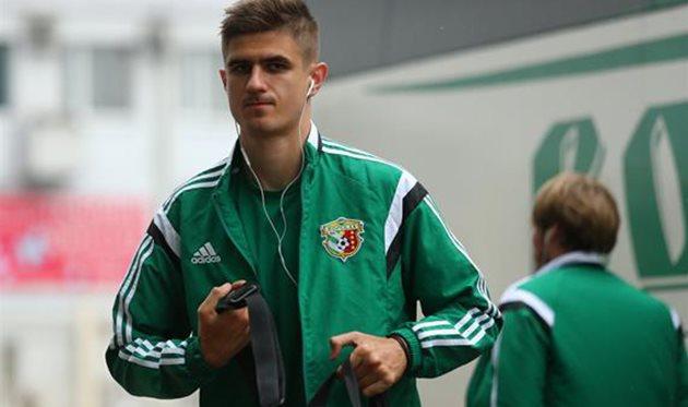 Евгений Ткачук, фото Александра Осипова, Football.ua