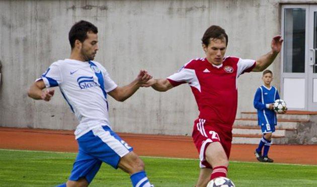 Юрий Штурко (справа), фото Бориса Дворного, football.ua