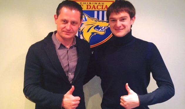 Максим Фещук (справа), Facebook