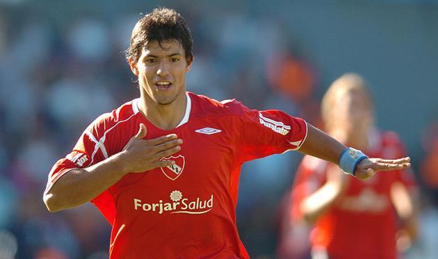 Серхио Агуэро, golazoargentino.com