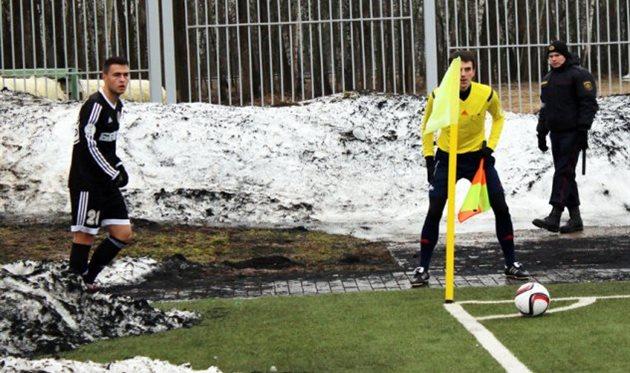 Евгений Чумак, ФК Торпедо-БелАЗ