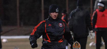 Константин Кравченко, фото shakhtar.com