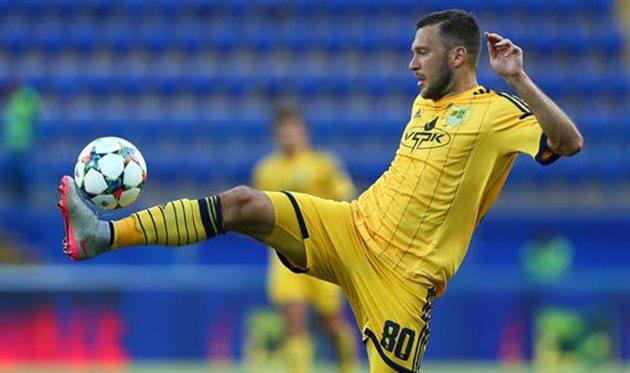 Владимир Приемов, Football.ua