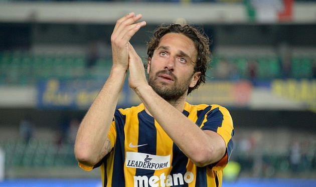 Лука Тони попрощался с большим футболом, Getty Images