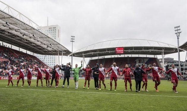Футболисты Утрехта, Getty Images