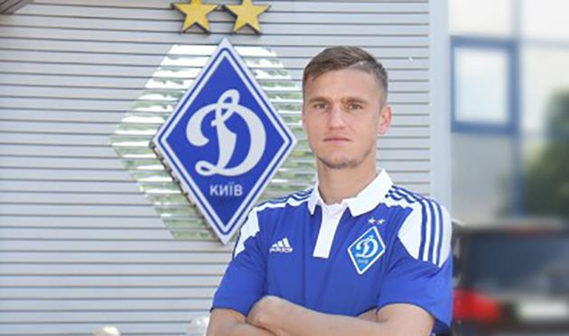 Александр Гладкий, фото ФК Динамо Киев