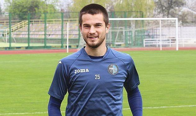 Руслан Степанюк - новичок Вереса, olimpik.com.ua