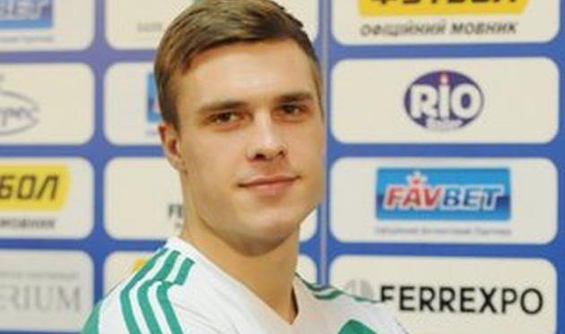 Евгений Будник, vorskla.com.ua