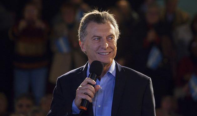 Маурисио Макри, Getty Images