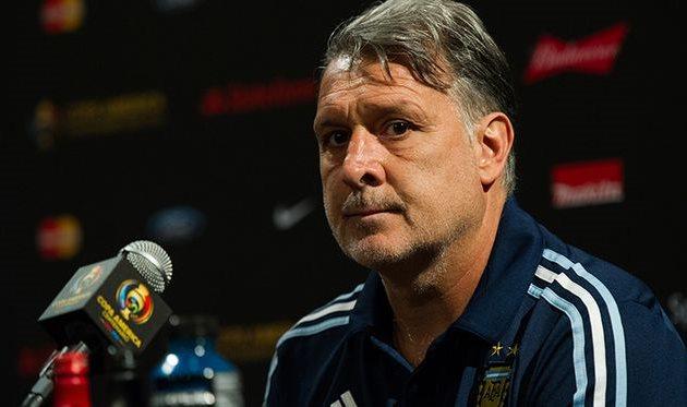 Херардо Мартино, conmebol.com