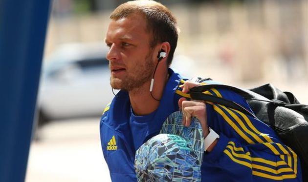 Алексей Довгий, Фото Александра Осипова, Football.ua