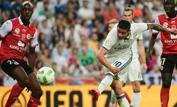 Реал мадрид реймс 16 августа обзор матча