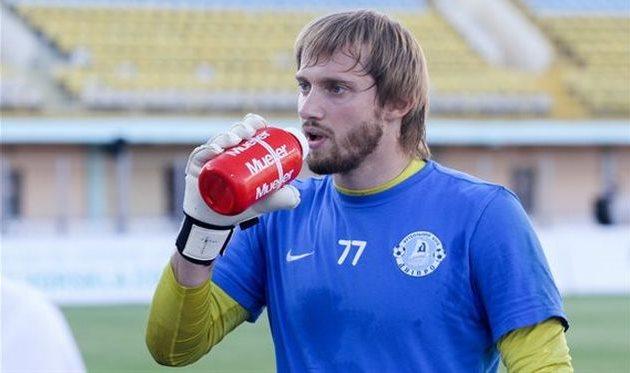 Денис Шелихов, Фото Олега Дубины, Football.ua