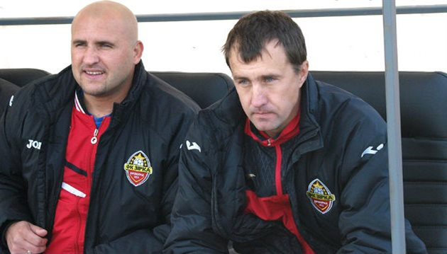 Новый тренер Ингульца, dynamo.kiev.ua