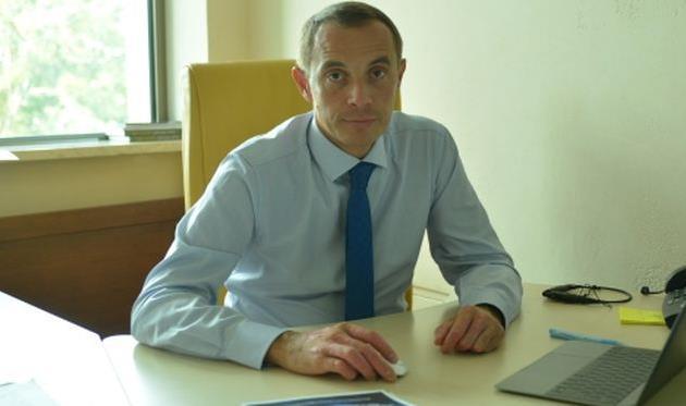 Сергей Лашкул, ФФУ