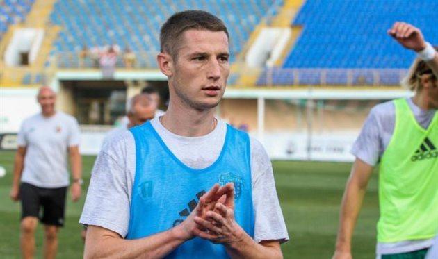 капитан ворсклы владимир чеснаков, © ОЛЕГ ДУБИНА, football.ua