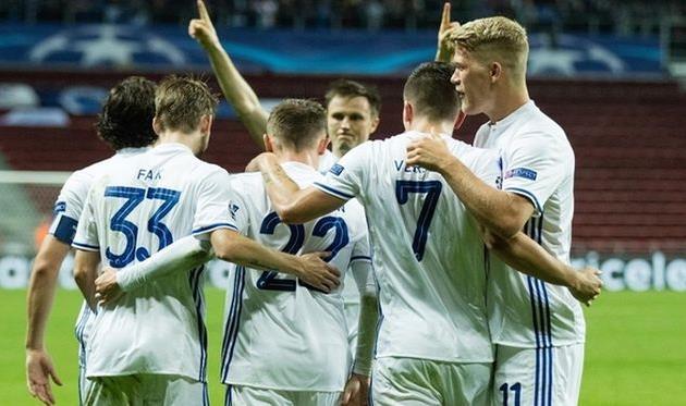 Копенгаген - Брюгге, uefa.com