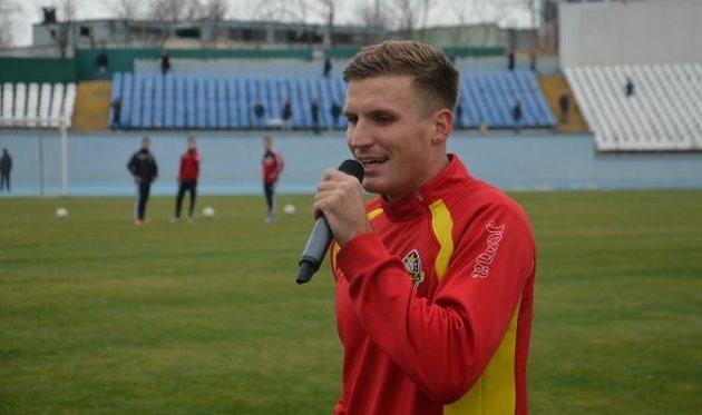 Андрей Бацула, persha.kr.ua