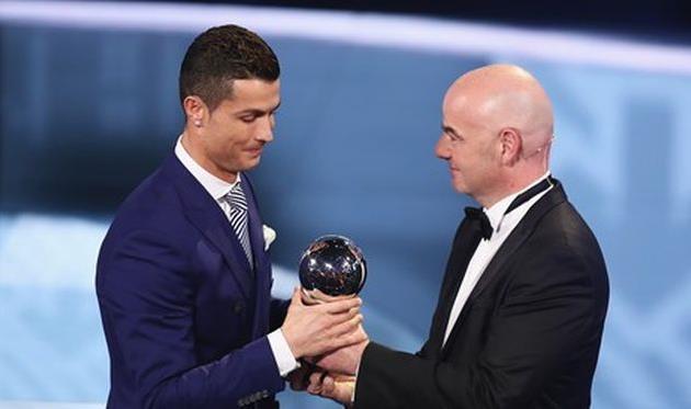 Криштиану Роналду, FIFA