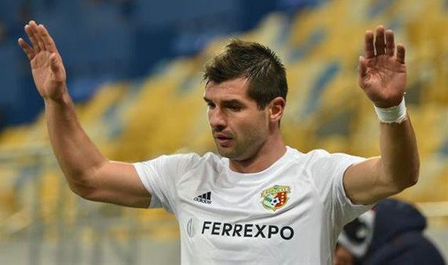 Младен Бартулович, Фото Богдана Зайца, Football.ua