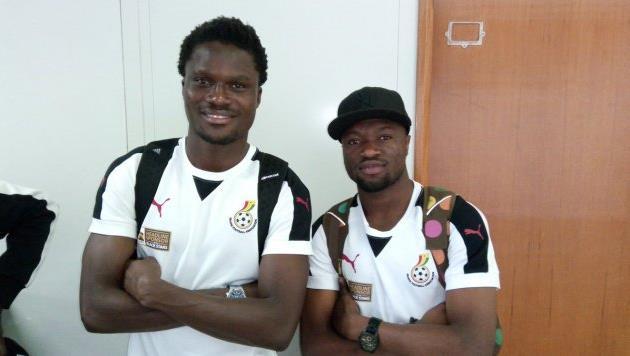 twitter сборной Ганы