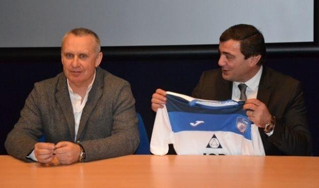 Леонид Кучук (слева), fcstal.com