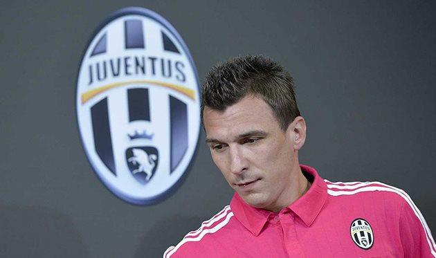 Марио Манджукич, Juventus.com