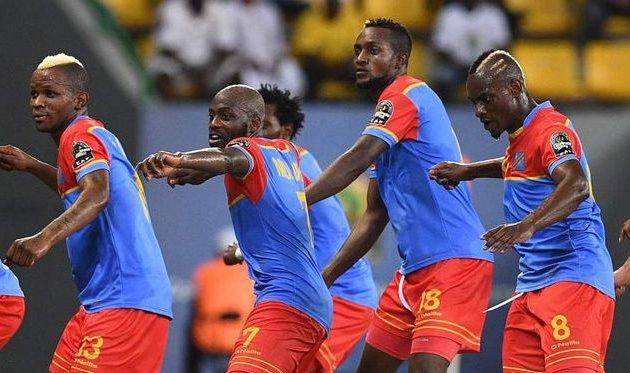 Конголезцы заняли первое место в группе, as.com