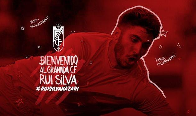 Руи Силва, granadacf.es