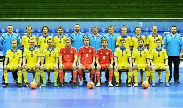 Минифутбол в хорватии украина- испания
