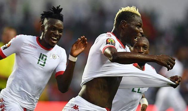 Радость буркинийцев, AFP