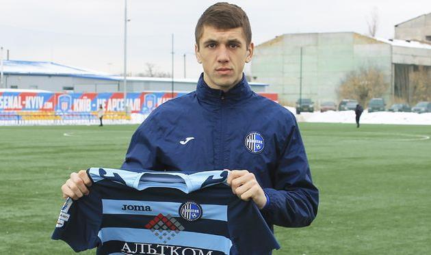 Иван Брикнер, olimpik.com.ua