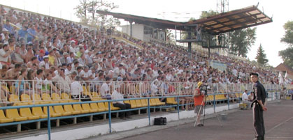Ужгородский Авангард: наиграют ли футболисты на аншлаг? zakarpatie.com.ua
