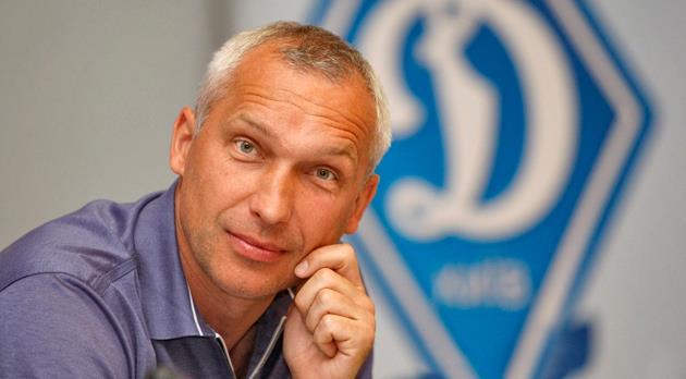 Протасов стал техническим директором ФФУ, dynamo.kiev.ua