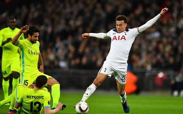 Алли пропустит три матча еврокубков, Getty Images