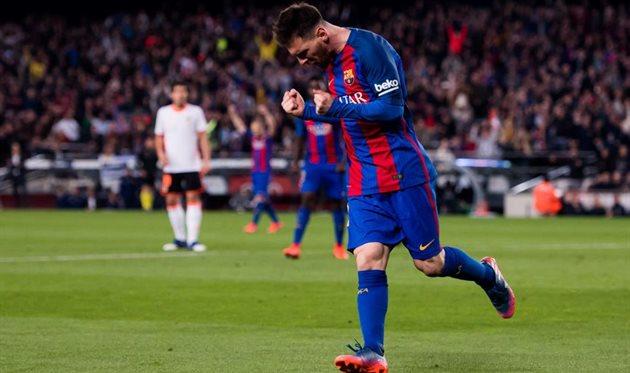 Барселона намерена предложить 35-миллионный контракт Месси